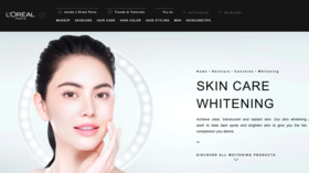 Whitewash: L'Oreal to drop 'fair' and 'light' from skin-lightening products