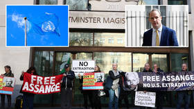 British foreign secretary accused of hypocrisy for praising UN 'values' despite UK treatment of Assange