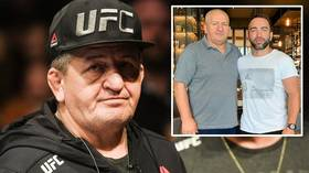 'Abdulmanap's health is improving': Russian MMA promoter reveals Khabib's father is showing signs of recovery