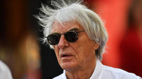 'His comments have no place in Formula 1 or society': F1 distances itself from ex-chief Bernie Ecclestone after CNN interview