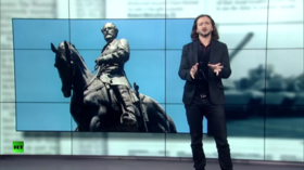 Confederate Statues Topple, Syria Is Relevant Again, NY Times Apologizes