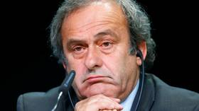 'Absolutely serene': Former UEFA president Michel Platini unconcerned after being named as a SUSPECT in illegal payments scandal