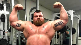 'We're just asking for equality': Strongman Eddie Hall sends MENTAL HEALTH plea to UK government to open GYMS as well as pubs