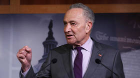 Senator Schumer calls for 'tough sanctions' against Moscow amid new wave of anti-Russian hysteria… again