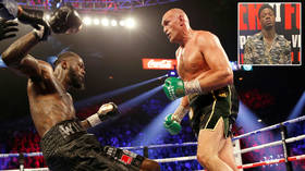 'We coming for BLOOD': Deontay Wilder's brother claims heavyweight has HEAD injury caused by 'BLUNT OBJECT' during Tyson Fury loss