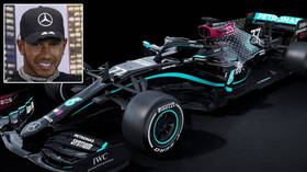 'We've got the block button ready': Mercedes say black car livery & race suits support 'basic human rights' ahead of new F1 season