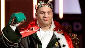 'Bullsh*t!' Tyson Fury FIRES BACK at loaded gloves accusation and vows to 'put a dent' in Deontay Wilder's boxing career (VIDEO)