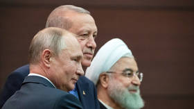 Leaders of Russia, Turkey & Iran to discuss Syria on Wednesday, Kremlin says