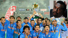 'We sold the World Cup': Cricketers face JAIL & HUGE fines over claims Sri Lanka FIXED India's 2011 World Cup final comeback