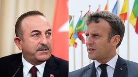 Turkish FM lambastes France's 'dishonesty' in Libya, claims it strives to increase Russia's influence there