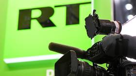 'Crisis of information': George Galloway says Latvian ban on RT proves Western viewers are 'looking elsewhere' for news