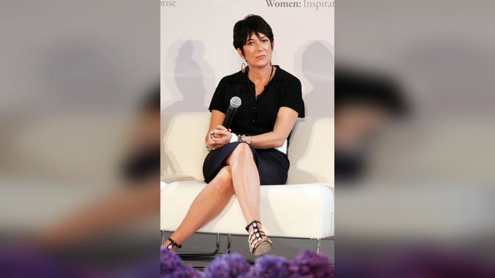Ghislaine Maxwell, accused of procuring girls for Jeffrey...