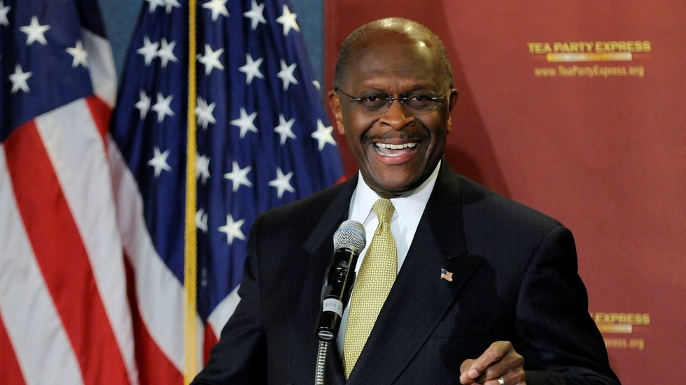 , Dems gloat & hold up former GOP presidential Cain candidate hospitalized with Covid-19 as 'proof' US shouldn't have reopened, TravelWireNews | World News, TravelWireNews | World News