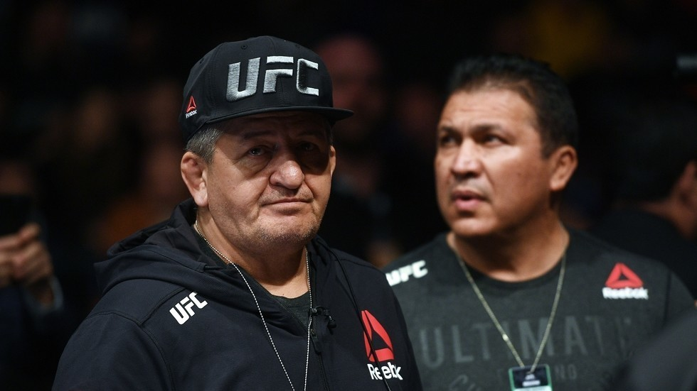 Abdulmanap Nurmagomedov, father of UFC champ Khabib, dies from Covid-19 complications aged 57 - reports