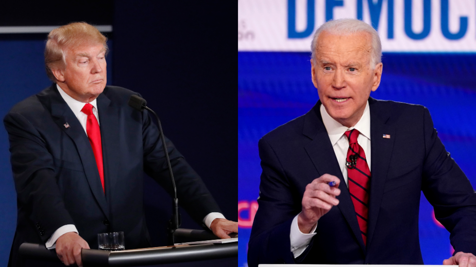 New York Times lays out conditions for Biden to debate Trump... or loophole to get Joe out of live sparring