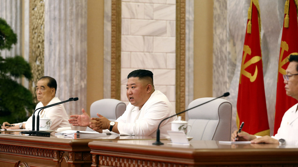 North Korea warns UK will 'pay price' for brazen sanctions, and calls it 'US puppet'