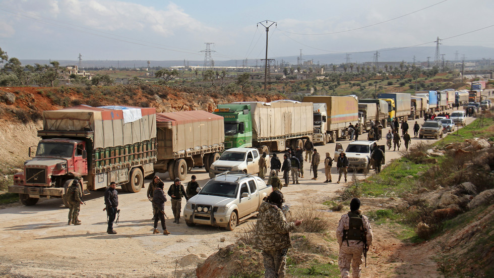 UN Security Council adopts Syria cross-border aid resolution, but refuses to address humanitarian costs of sanctions