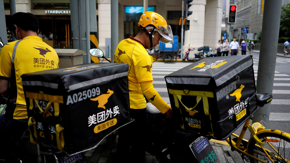 China may test digital yuan on country's biggest food delivery app