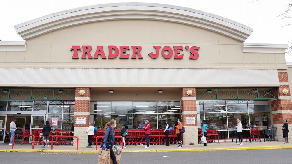 Food goes woke: Trader Joe's bends knee after petition demands removal of its 'racist' food brands