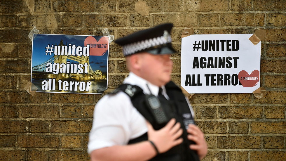 Jihadi no more? UK police mull ditching 'Islamist terror' & similar phrases after complaints from Muslim cops