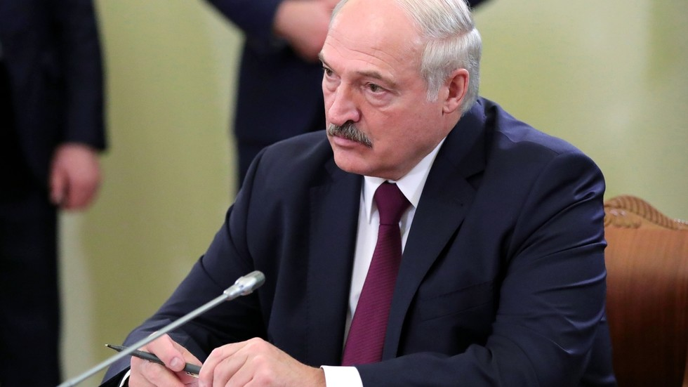 Lukashenko 'demands answers' as KGB chief briefs him on 'Russian mercenaries' detained in Belarus