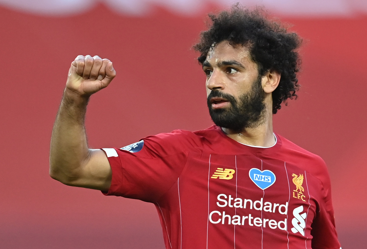 Salah Reveals First Question He Asked Klopp after Signing for Liverpool