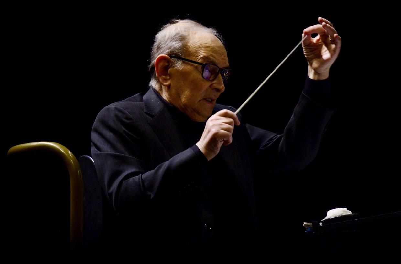 Italian composer Ennio Morricone dies aged 91