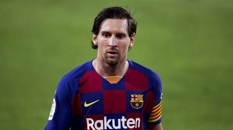 Lionel Messi - Getty / Soccrates Images
