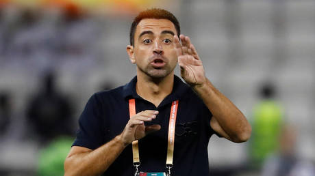 Xavi could be on his way back to Barcelona. © Reuters
