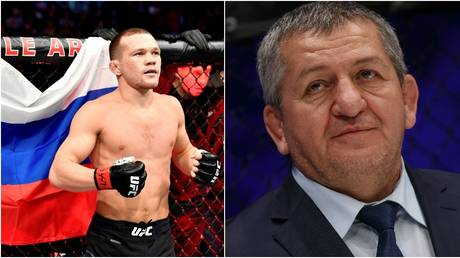 'A patriot of his people': Russian UFC title challenger Petr Yan adds to condolences after death of Abdulmanap Nurmagomedov