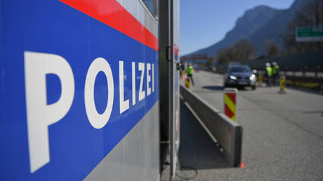 Two people arrested in Austria over killing of