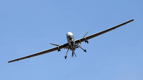 MQ-9 Reaper remotely piloted aircraft © Getty Images / Isaac Brekken
