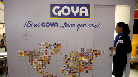 Brand suicide or savvy PR move? CEO of Hispanic food giant Goya praises Trump, inciting Twitter riots