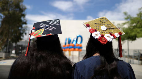 California sues Trump over rules to deport foreign students home if colleges offer online-only classes