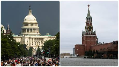 US-Russian relations 'remain at almost-bottom point,' unbefitting of leading nuclear powers – Kremlin