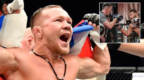 Petr Yan has an admirer in Conor McGregor's boxing coach, Owen Roddy © Jeff Bottari/Zuffa LLC via USA TODAY Sports / Reuters | Instagram / coachowenroddy
