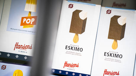 Danish ice cream maker to rebrand 'Eskimo' desserts over RACISM concerns - rt