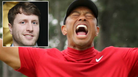 Matt Heineman has faced a backlash over his Tiger Woods HBO documentary © Danny Moloshok / Lucy Nicholson / Reuters