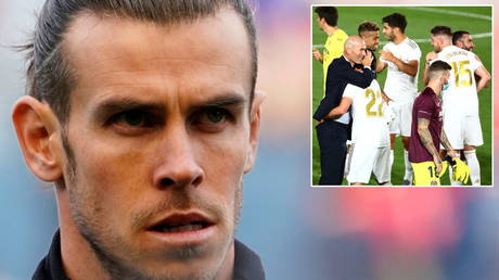 Gareth Bale was right to stay in the shadows of Real Madrid's Liga party – only haters will be happy with his inaction this season