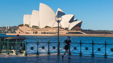 FILE PHOTO: Sydney Opera House, Australia © Getty Images / NurPhoto