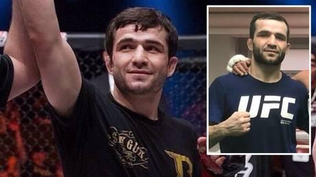 UFC-bound: Russian bantamweight star Timur Valiev