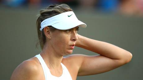Maria Sharapova - Getty / Clive Brunskill