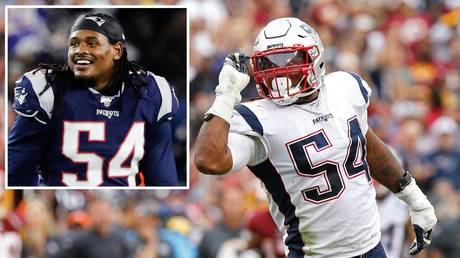 Opting out: New England Patriots star Dont'a Hightower