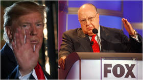 'We all miss Roger!' Trump recalls late 'friend' Roger Ailes in attack on Fox, gets schooled on his death by the #Resistance