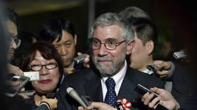 NYT columnist Paul Krugman wins internet's 'unhinged old crank' award for remarks on Covid surge hitting Florida