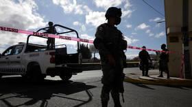 At least 24 killed in armed attack on Mexican drug rehab clinic