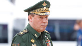 Russia's chief of general staff discusses European security & arms control with NATO military committee head