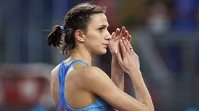 'I'm TIRED of this MESS': World high jump champ Maria Lasitskene could QUIT Russia over $5mn fine fiasco