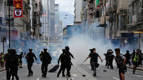 UN 'alarmed' as hundreds arrested since 'vague' Hong Kong national security law passed