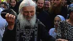 Anti-Semitic, Coronavirus-denying, ex-murderer Russian priest defrocked, after seizing control of convent with Cossack guards